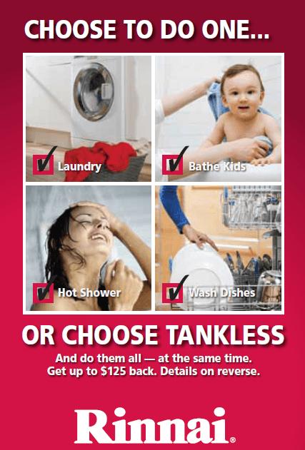 Rinnai Rebate | Orlando | Modern Plumbing
