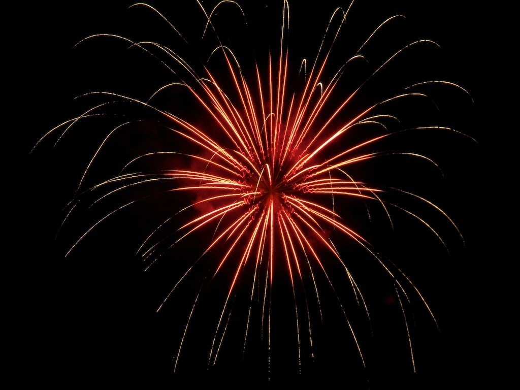 Fireworks | Winter Springs | Modern Plumbing Industries