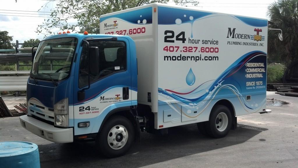 Plumber | Orlando | Modern Plumbing Industries, Inc.